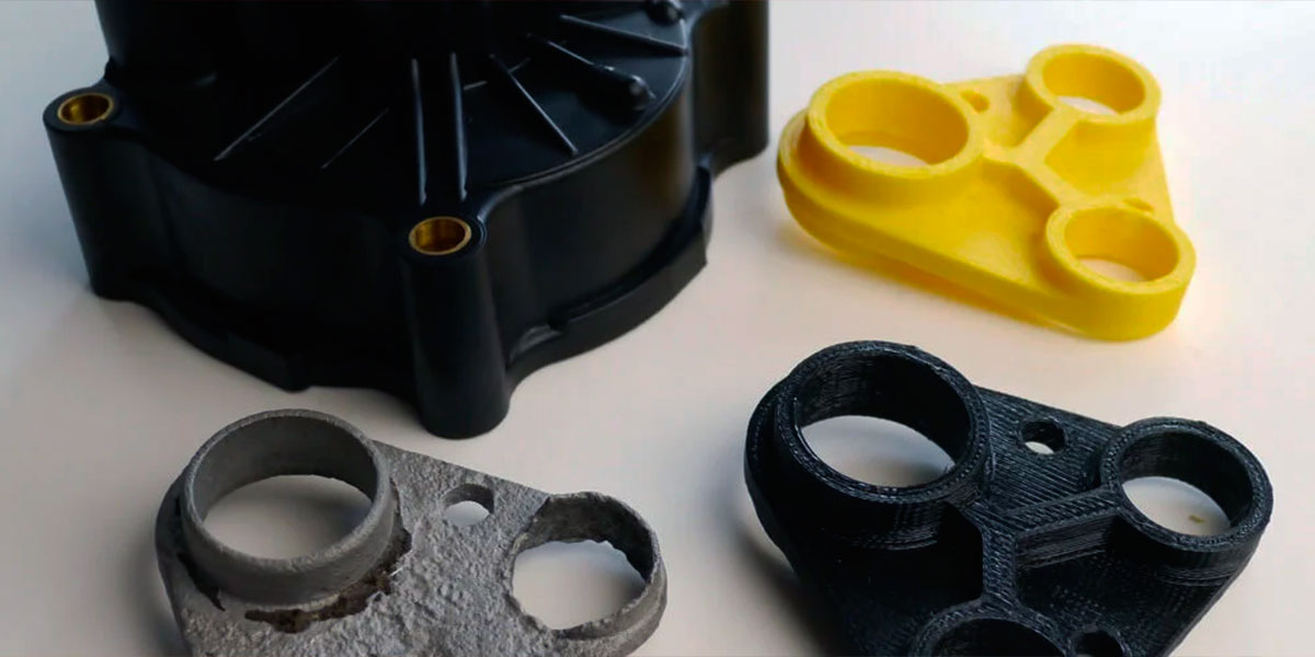 3D Printed Spare Parts Quality Guideline